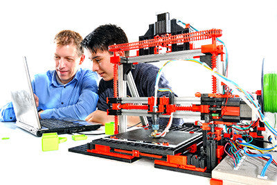 Robotics: 3D printer STEM Kit
