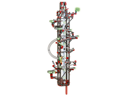 Hanging Action Tower - Marble run
