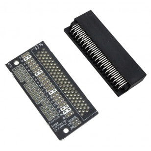 Edge Connector Breakout Board for the BBC micro:bit (unassmbled)