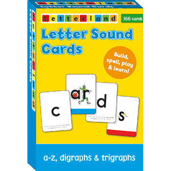 Letterland Letter Sound Cards – ETC Educational Technology