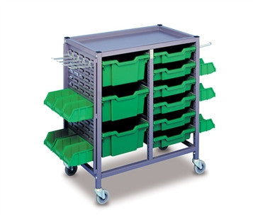 Gratnells Craft, Design, Technology Trolley