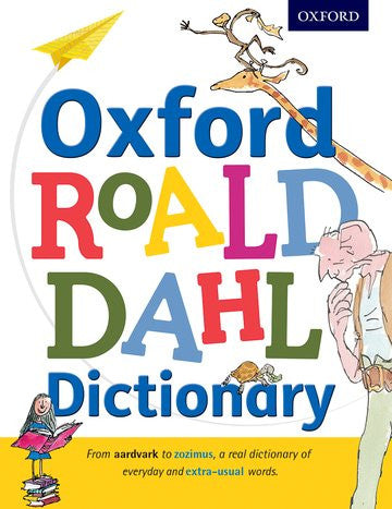 Oxford Roald Dahl Dictionary (hardback)