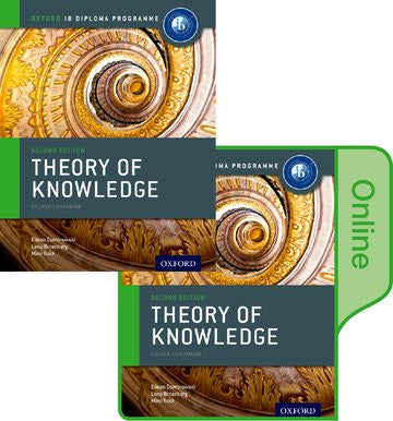 IB Theory of Knowledge Print and Online Course Book