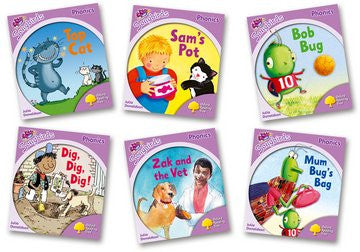 Oxford Reading Tree Songbirds Phonics Stage 1+