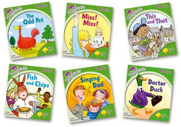 Oxford Reading Tree Songbirds Phonics Stage 2