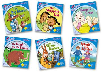 Oxford Reading Tree Songbirds Phonics Stage 3