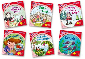 Oxford Reading Tree Songbirds Phonics Stage 4