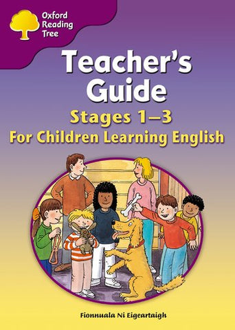Teacher's Guide for Children Learning English (ESL), Stage 1-3