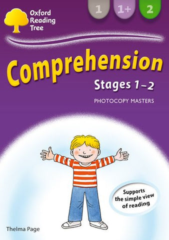 ORT Comprehension Stage 1-2 Photocopy Masters