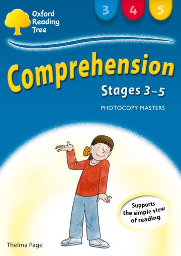 ORT Comprehension Stage 3-5 Photocopy Msters