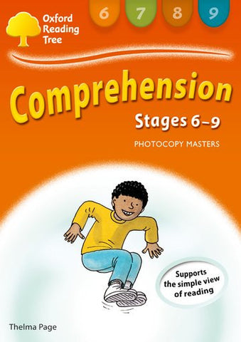 ORT Comprehension Stage 6-9 Photocopy Msters