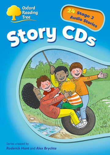 Ort stage 3 stories cd extended stories etc educational ort stage 3 stories cd extended stories fandeluxe Image collections