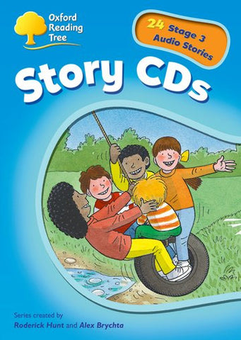 ORT Stage 3 Stories CD ( extended stories )