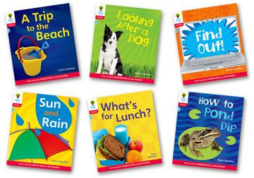ORT Floppy's Phonics Non-Fiction: Stage 4