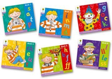 Floppy's Phonics Sounds and Letters Stage 1+