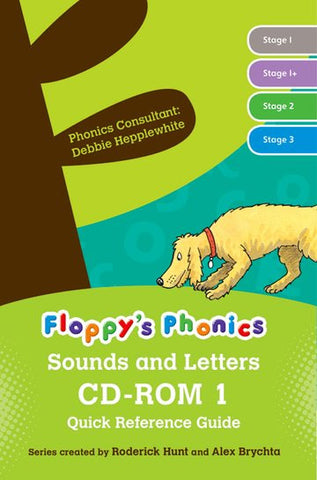 Floppy's Phonics Sounds and Letters CD-ROM 1