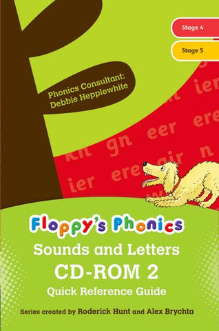 Floppy's Phonics Sounds and Letters CD-ROM 2