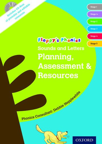 Floppy Phonics Sounds and Letters Stage 1-5 Planning, Assessment & Resources Handbook