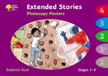 ORT: Stage 1 - 4: Extended Stories Photocopy Masters