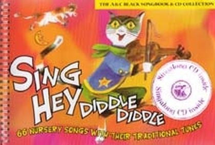 Sing Hey Diddle Diddle (Book + CD)