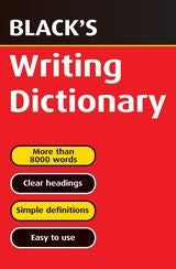 Black's Writing Dictionary