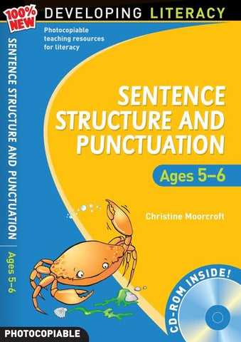 Sentence Structure and Punctuation: Ages 5-6