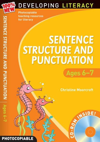 Sentence Structure and Punctuation: Ages 6-7