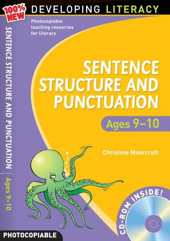 Sentence Structure and Punctuation: Ages 9-10