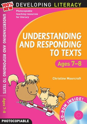 Understanding And Responding To Texts Ages 7-8