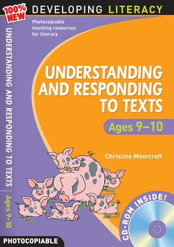 Understanding And Responding To Texts Ages 9-10