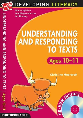 Understanding And Responding To Texts Ages 10-11