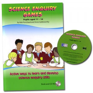 Science Enquiry Games age 11-14