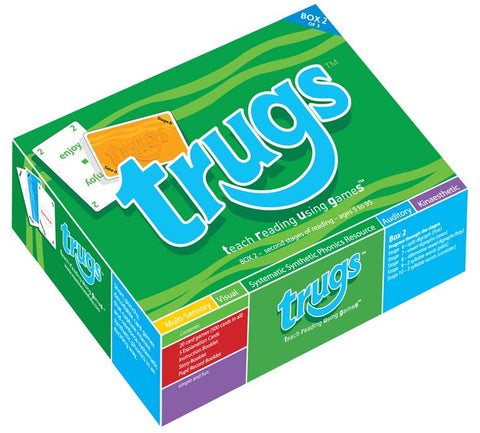 Trugs for School Box 2