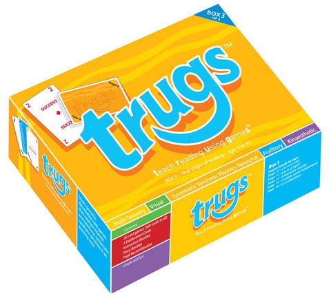 Trugs for School Box 3