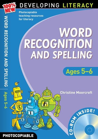 Word: Recognition and Spelling Ages 5-6