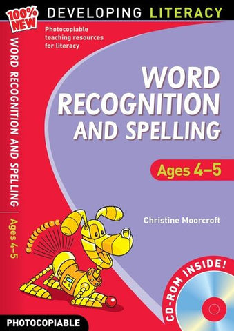 Word: Recognition and Spelling Ages 4-5