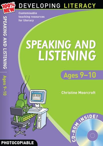 Speaking and Listening: Ages 9-10