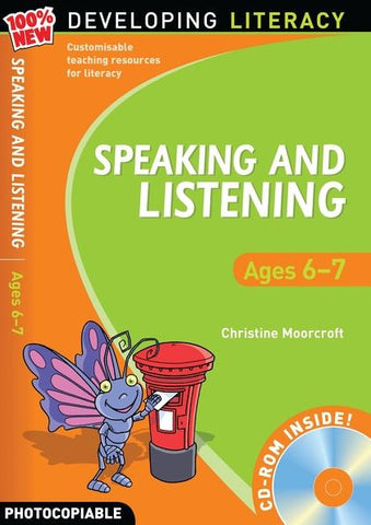 Speaking and Listening: Ages 6-7