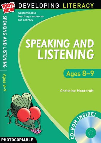 Speaking and Listening: Ages 8-9