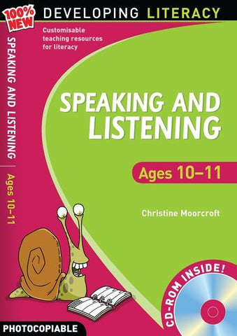 Speaking and Listening: Ages 10-11