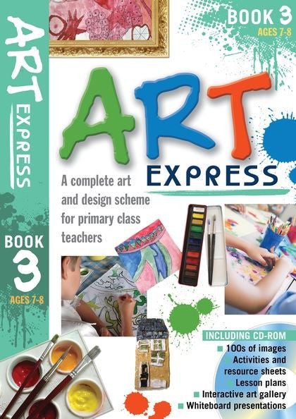 Art Express Book 3