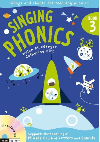 Singing Phonics Book 3