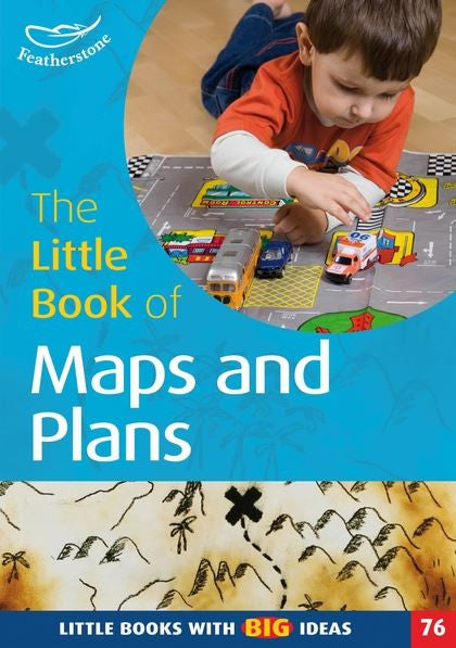 The Little Book of Maps & Plans