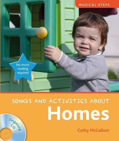 Musical Steps: Homes