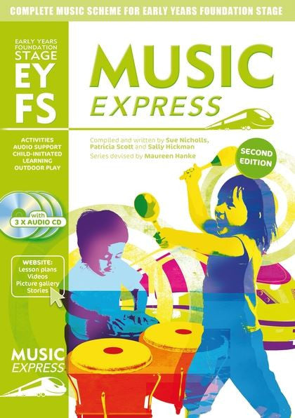 Music Express Early Years Foundation Stage
