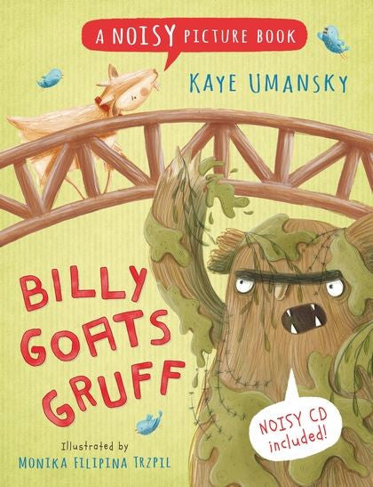 Billy Goats Gruff _A Noisy Picture Book