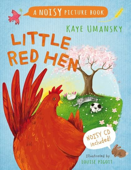Little Red Hen _A Noisy Picture Book