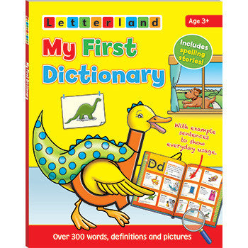 Letterland My First Dictionary