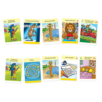 Make-a-Story Card Game – ETC Educational Technology Connection (HK ...