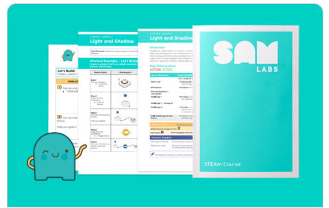 SAM Labs STEAM course Teacher Training Course 老師培訓課程 (3 hrs)